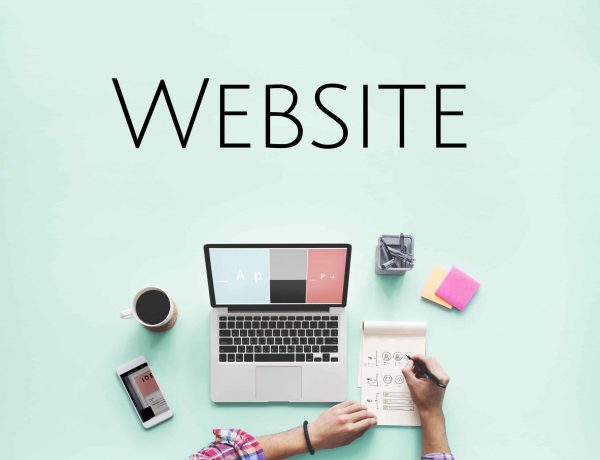 אתר אינטרנט ו- דף נחיתה